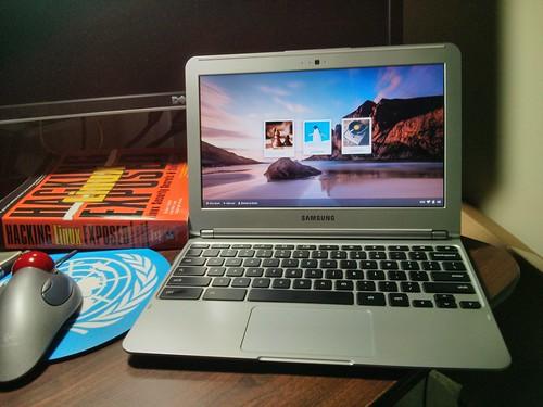 Crouton Chromebooks