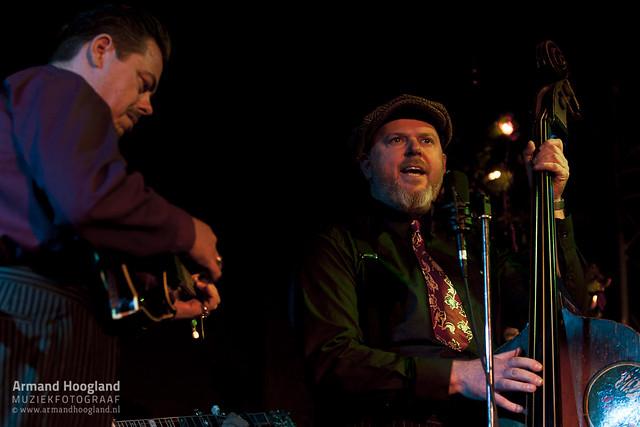 Blue Grass Boogiemen @ Kerststerren 2014