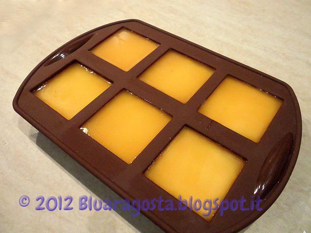04-lo strato di gelatina al mandarino