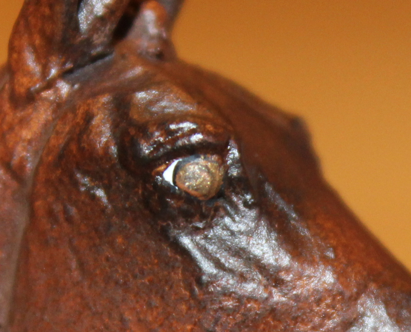 How to Paint Brown Horse Eyes in Acrylics 16160798710_d0e5ef0b2e_o