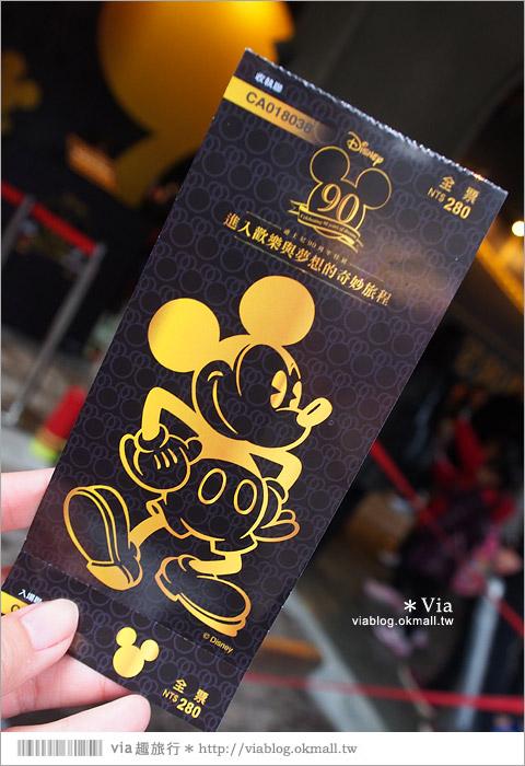 【迪士尼90週年特展】2014台北松山迪士尼特展~跟著迪士尼回顧走過90年的精彩畫面!4