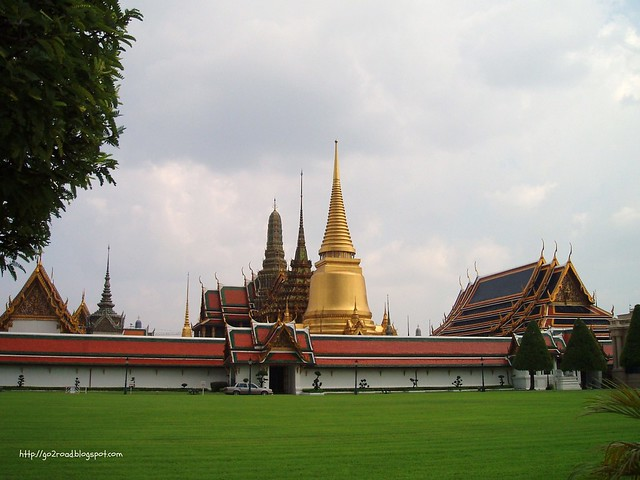 Бангкок,Тайланд,Королевский дворец