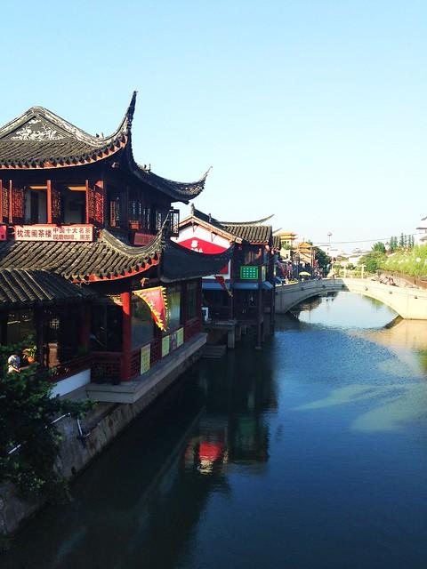 Rivers of Qibao