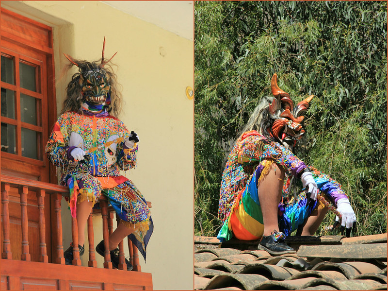 Masked creatures, Ollanta