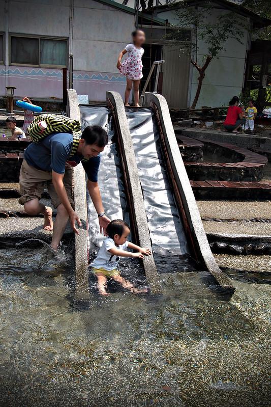 7桃米親水公園(桃米生態區戲水池)