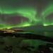 Lights over Sommarøy by John A.Hemmingsen