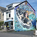 Small photo of Launderette Mural