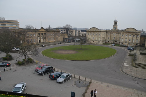 View from Clifford Tower York Mar 16 (2)