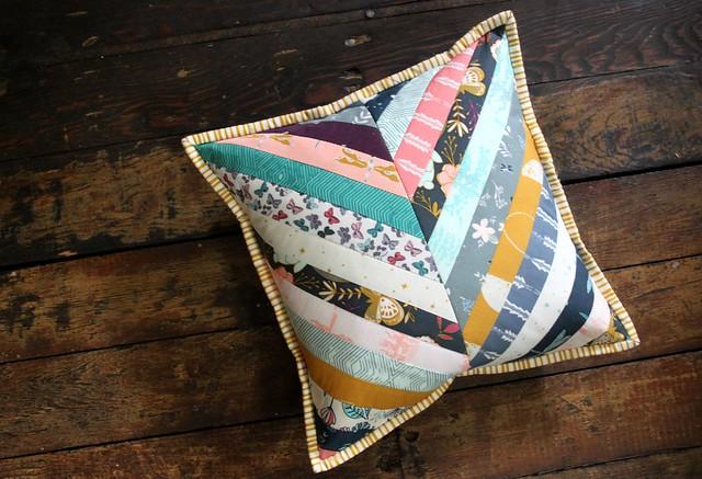 Herringbone Mini Pillow
