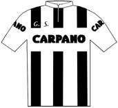 Carpano - Giro d'Italia 1958