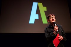 Andrea van Pol bij ArtTube on Stage