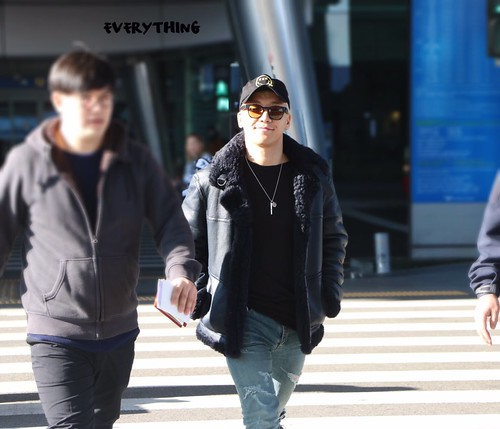 Big Bang - Incheon Airport - 07dec2015 - xxxziforjy - 04