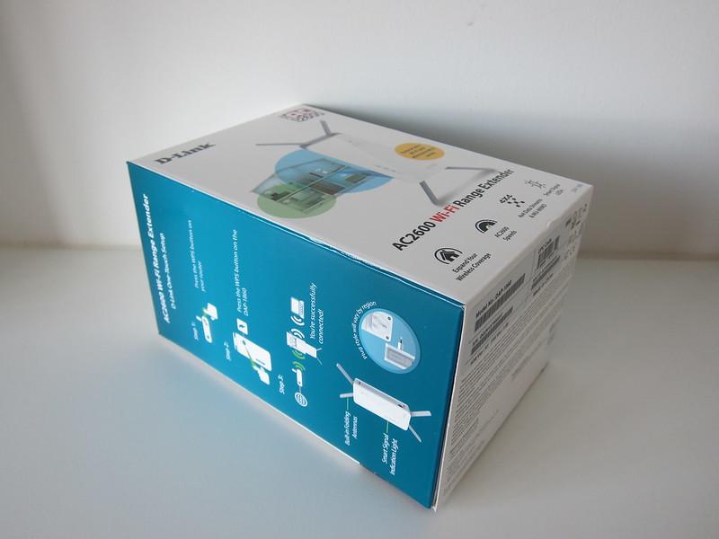 D-Link DAP-1860 - Box