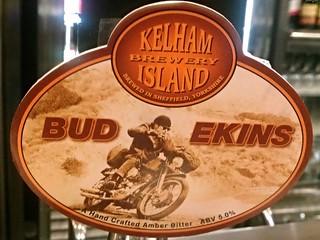 Kelham Island, Bud Ekins, England