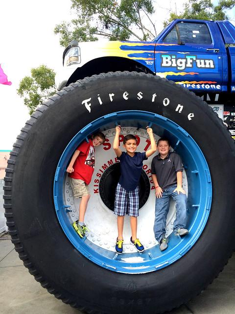 Fun Spot America Big Wheel
