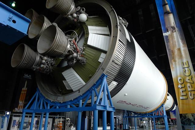 Saturn V: 2.Stufe
