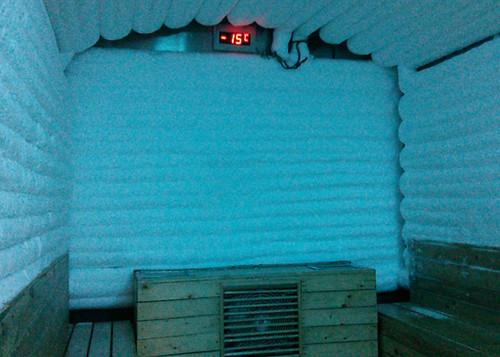 Korean 2014: Silloam Sauna
