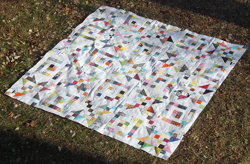 3xS (Scraps, Stars & Squares) Full Top