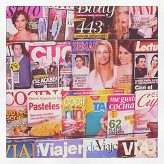 tabloid, advertising,