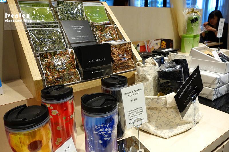 03刀口力日本東京晴空塔nana's green tea抹茶白玉紅豆