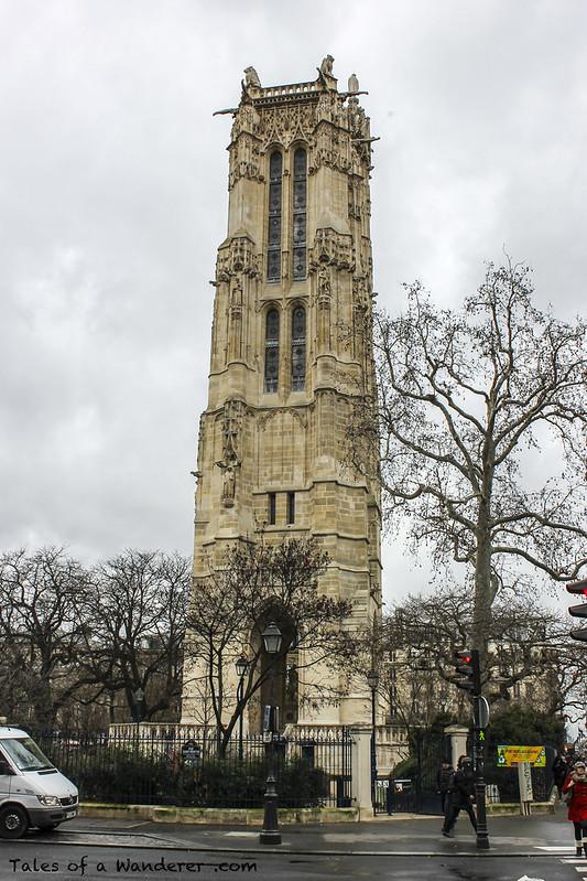 PARIS - Tour Saint-Jacques