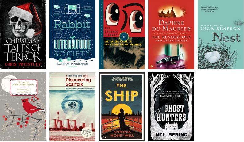 December 2014 books