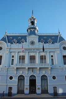 Armada de Chile, Valparaíso, Chile