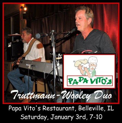 Truttmann-Wooley Duo 1-3-15