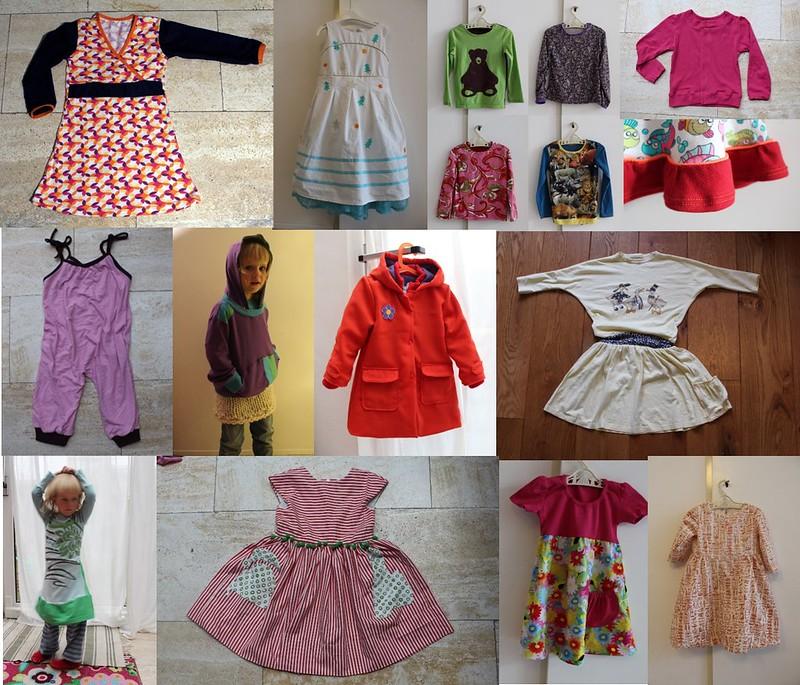 Meisjeskleding - recykleren