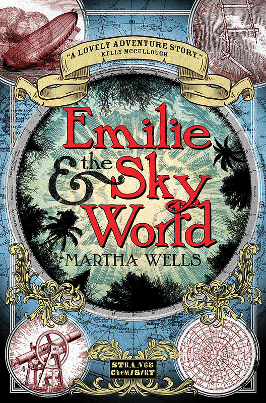 'Emilie & the Sky World' by Martha Wells (reviewed by Skuldren)