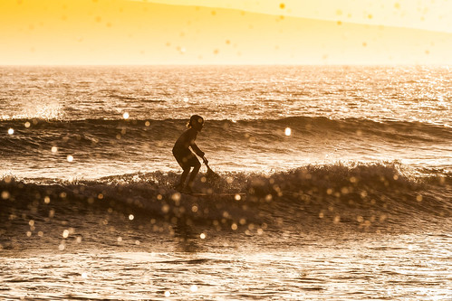 light boy sunset usa canon hawaii golden surf tramonto mare waves outdoor surfer horizon surfing hour surfboard silohuette onde orizzonte