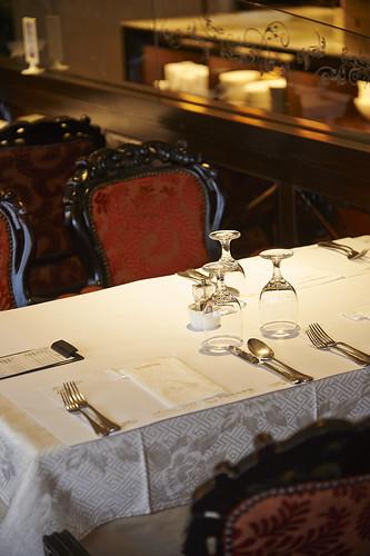 高雄新國際西餐廳正統牛排A餐套餐2