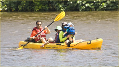 rafting(0.0), vehicle(1.0), sports(1.0), river(1.0), recreation(1.0), outdoor recreation(1.0), watercraft rowing(1.0), kayak(1.0), boating(1.0), extreme sport(1.0), water sport(1.0), kayaking(1.0), watercraft(1.0), sea kayak(1.0), canoeing(1.0), boat(1.0), raft(1.0), paddle(1.0),