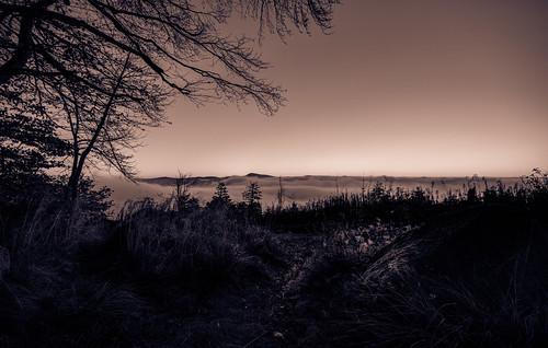 deutschland nikon nebel fusion sonnenaufgang schwarzwald hdr blauen badenwürttemberg belchen schliengen hochblauen d7100 aufnahmearten