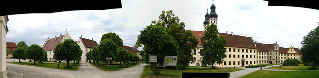 Obermarchtal Kloster Pano