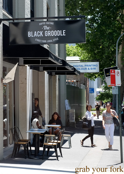 The Black Groodle, Ultimo