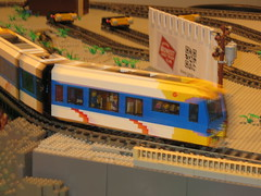 Weisman Lego Display - 10