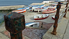 Aspra: Borgo di pescatori