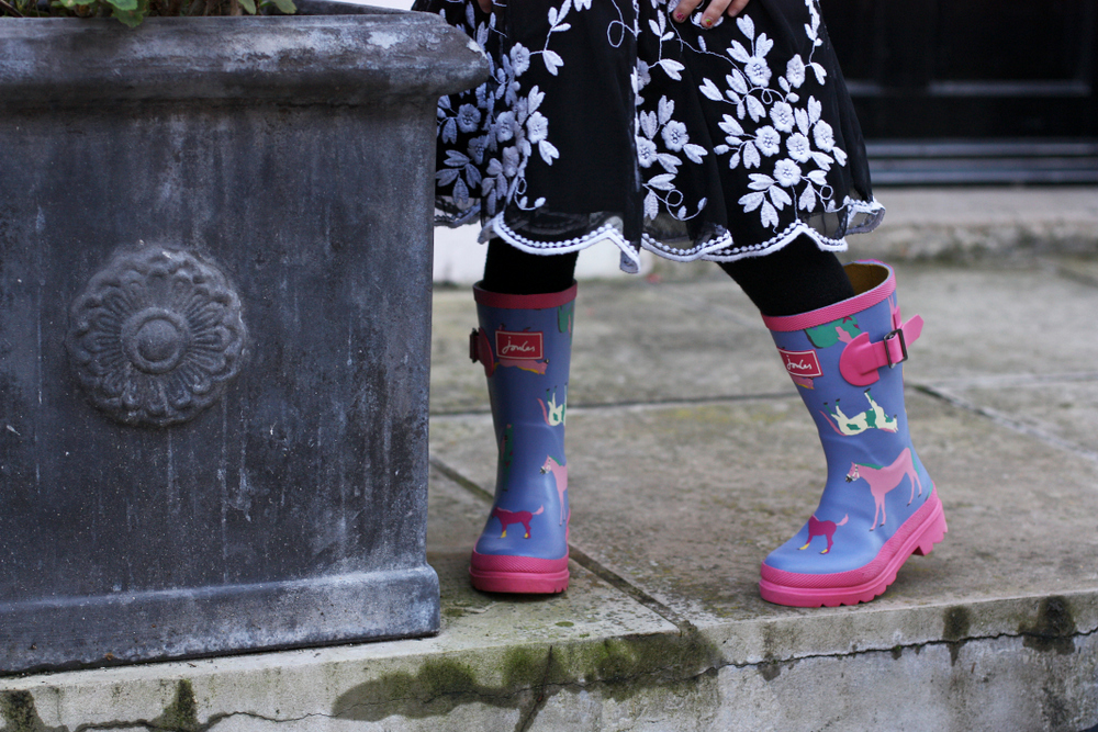 Kid Wellies