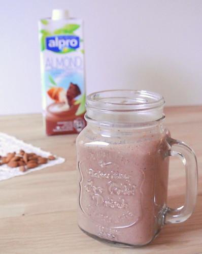 choco smoothie 1