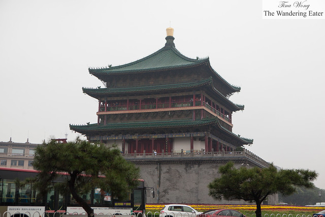 Bell Tower, Xi'an, China