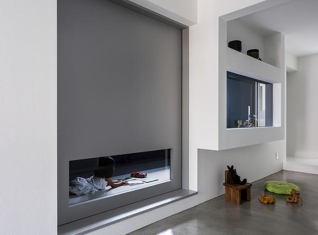 倉庫豪宅的設計概念 10