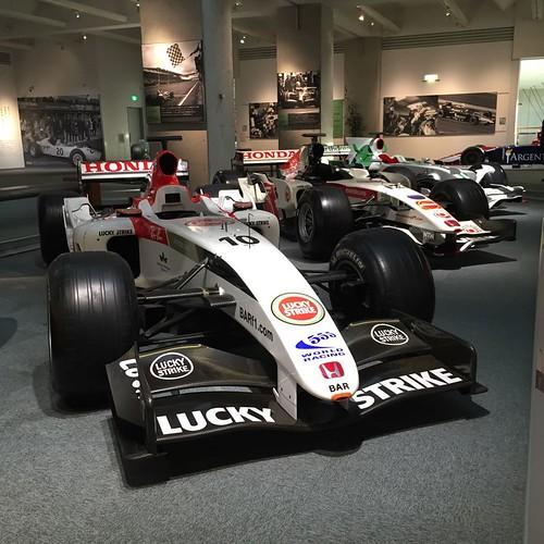 Honda F1 cars