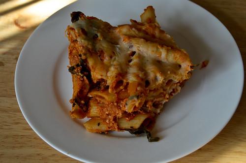 Lasagna Style Baked Ziti