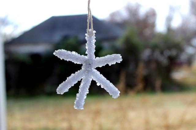Crystal Snowflakes 15
