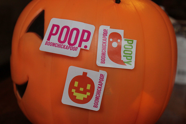 Poop.