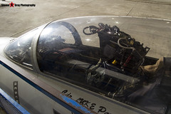 159848 215 - 208 - Private - Grumman F-14A Tomcat - Tillamook Air Museum - Tillamook, Oregon - 131025 - Steven Gray - IMG_7997