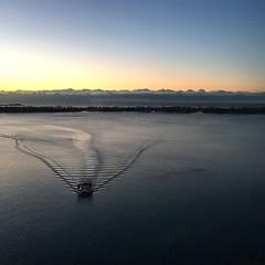 Good morning, Toronto Harbour