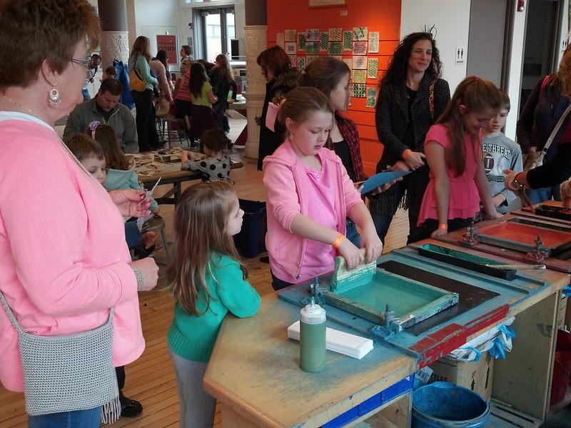Visitor Photos: Studio