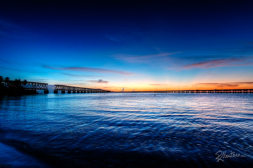 blue florida hour bluehour floridakeys bahiahonda riccardo mantero bahiahondastatepark sevenmilesbridge potd:country=it
